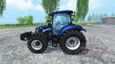 New Holland T6.160 Golden Jubilee pour Farming Simulator 2015