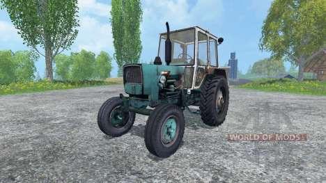 UMZ-6 CL v2.0 für Farming Simulator 2015