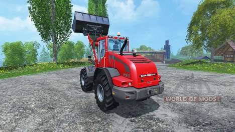 Case IH L538 FB für Farming Simulator 2015