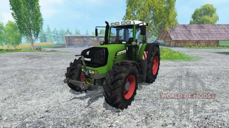 Fendt 930 Vario TMS v2.0 ploughing special pour Farming Simulator 2015