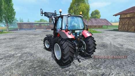 Same Fortis 190 v2.1 pour Farming Simulator 2015