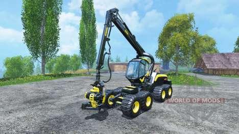 PONSSE Scorpion Potente Especial v1.1 pour Farming Simulator 2015