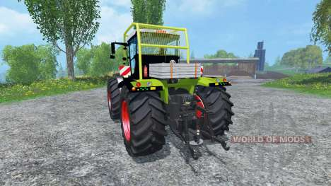 CLAAS Xerion 5000 Arceau Forestierf pour Farming Simulator 2015