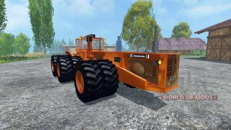 Chamberlain Type60 v3.0 für Farming Simulator 2015