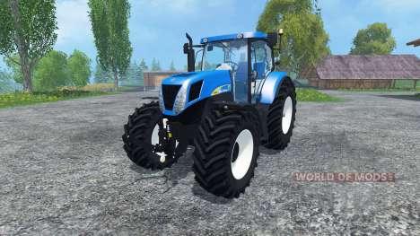 New Holland T7030 pour Farming Simulator 2015