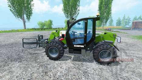 CLAAS Scorpion 6030 v0.8 pour Farming Simulator 2015