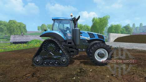 New Holland T8.435 Potente Especial v1.1 pour Farming Simulator 2015