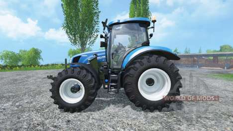 New Holland T6.160 BluePower pour Farming Simulator 2015