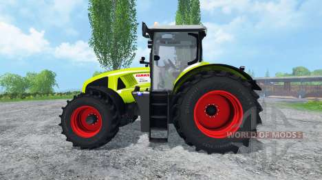 CLAAS Axion 950 pour Farming Simulator 2015