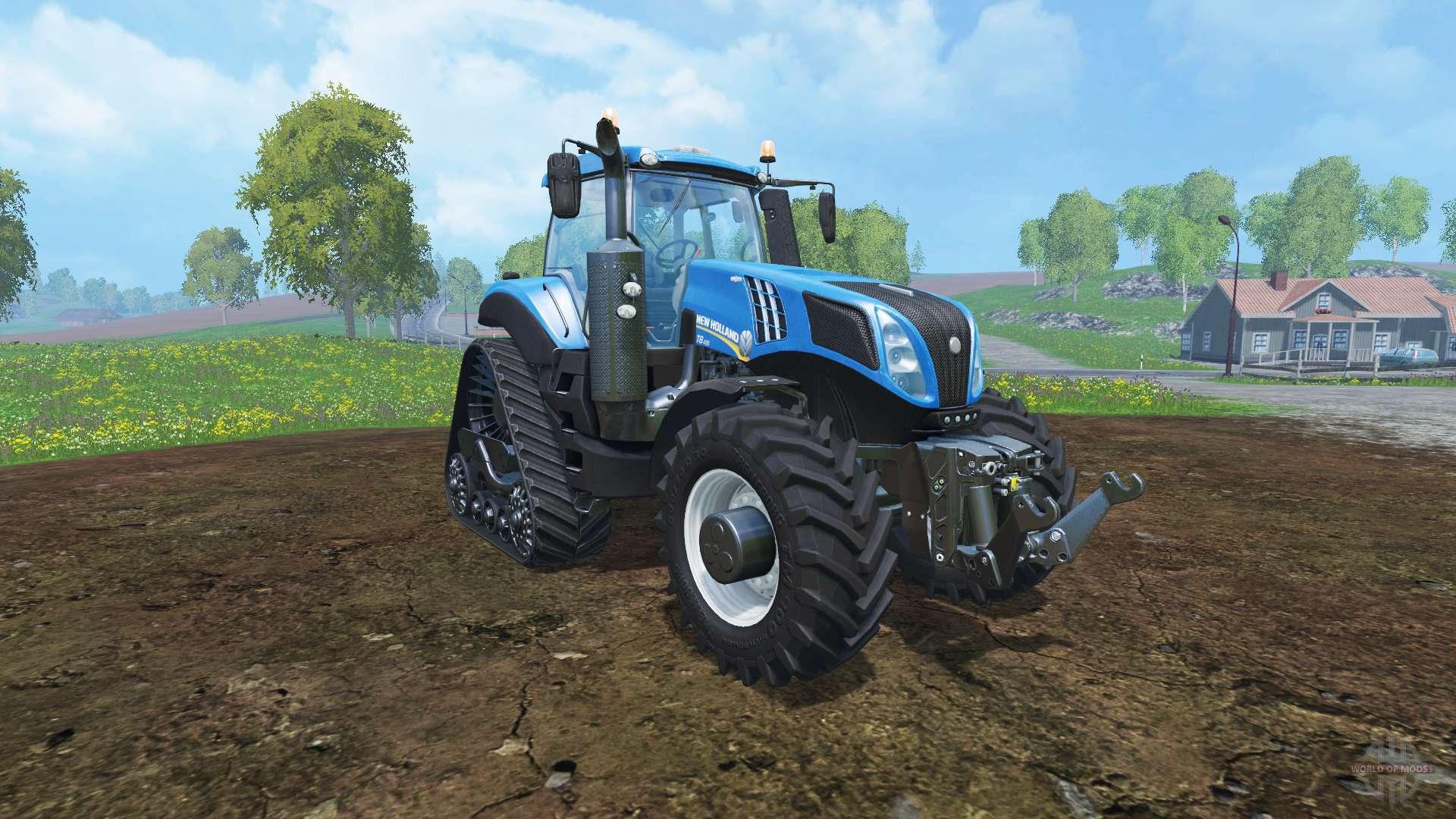 New holland potente especial v1 1 pour farming for 11 435