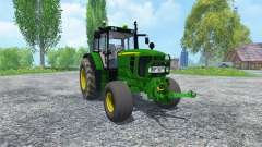 John Deere 6130 2WD v2.0