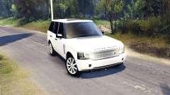 Range Rover Sport für Spin Tires