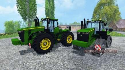 John Deere 9560R für Farming Simulator 2015