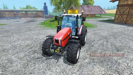Same Fortis 190 Convoi Agricole pour Farming Simulator 2015