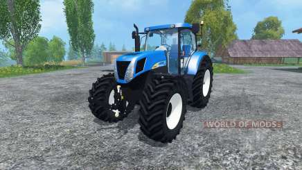 New Holland T7030 für Farming Simulator 2015