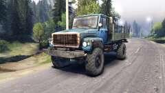 GAZ-3308 pour Spin Tires
