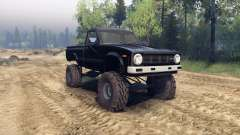 Toyota Hilux Truggy 1981 v1.1 black für Spin Tires