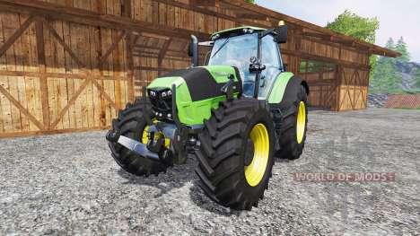 Deutz-Fahr Agrotron 7250 FL für Farming Simulator 2015