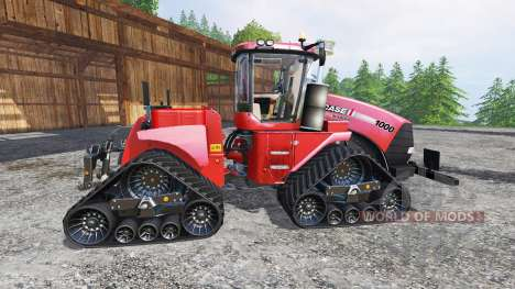 Case IH Quadtrac 1000 Red Baron Speed für Farming Simulator 2015