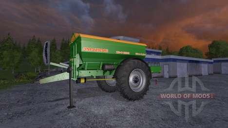 Amazone ZG-B 8200 pour Farming Simulator 2015