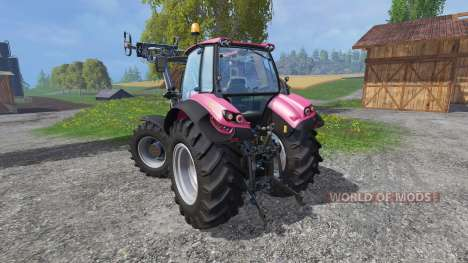Deutz-Fahr Agrotron 7250 TTV FL RowTrac pour Farming Simulator 2015