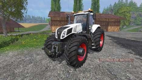 New Holland T8.320 600EVO v1.4 pour Farming Simulator 2015