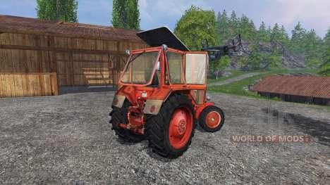 MTS Belarus 80 v3.1 für Farming Simulator 2015