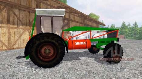 Klein Otto pour Farming Simulator 2015