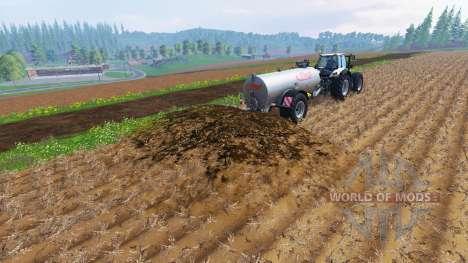 Fliegl VFW 10600 pour Farming Simulator 2015