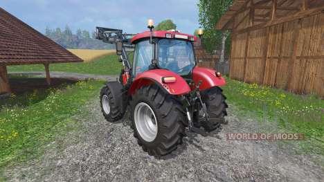 Case IH Puma CVX 160 FL für Farming Simulator 2015