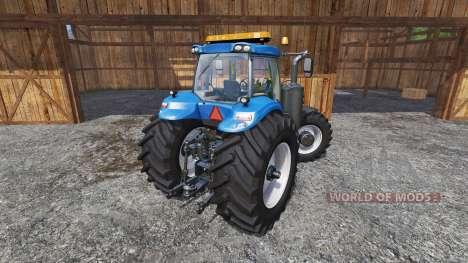 New Holland T8.320 600EVO v1.3 für Farming Simulator 2015