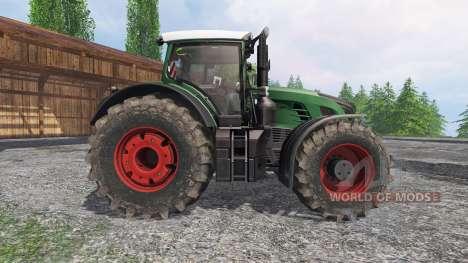Fendt 936 Vario v2.0 pour Farming Simulator 2015