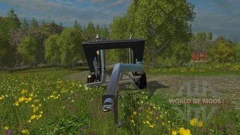Arcusin FS 8-12 für Farming Simulator 2015