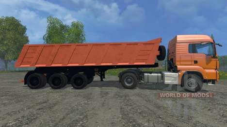 MAZ 953000-011 für Farming Simulator 2015