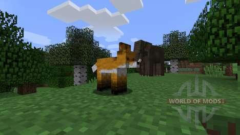MoCreatures für Minecraft