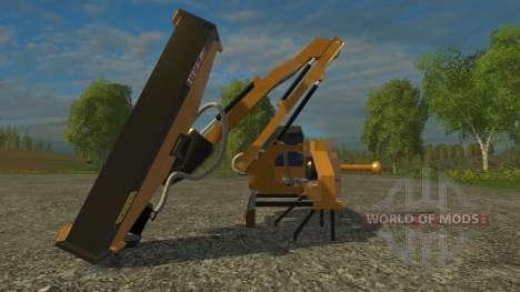 FERRI TPE Evo für Farming Simulator 2015