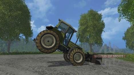 Halberg Guss 5000 pour Farming Simulator 2015