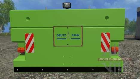 Suer SB 1000 pour Farming Simulator 2015