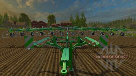 Pöttinger HIT 12.14 T S pour Farming Simulator 2015