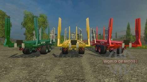 Arcusin FS 63-72 für Farming Simulator 2015