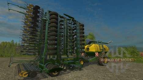 John Deere Pronto Air Seeder 12M für Farming Simulator 2015