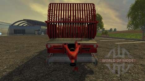 Fortschritt HTS 31.04 pour Farming Simulator 2015