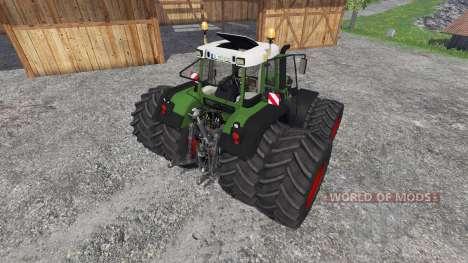 Fendt 820 Vario v3.0 für Farming Simulator 2015