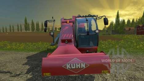 Kuhn SPW 25 für Farming Simulator 2015