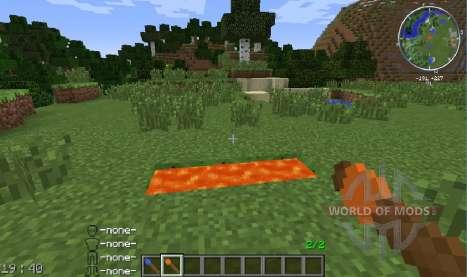 Spawnable Liquids für Minecraft