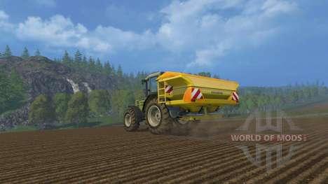 Ensemble Amazone Zam 1501 pour Farming Simulator 2015