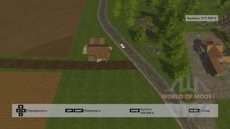 Scierie pour Farming Simulator 2015