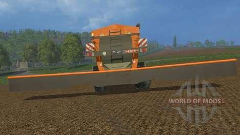 Panien PW 18-10E pour Farming Simulator 2015