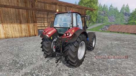 Deutz-Fahr Agrotron 7250 TTV red für Farming Simulator 2015