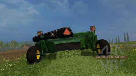 John Deere 956 MOCO für Farming Simulator 2015